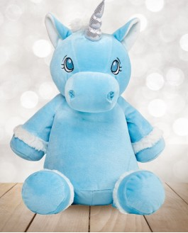 Cubby Blue Unicorn