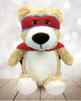 Cubby HERO bear