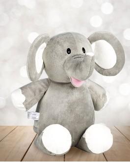 Éléphant Gris Cubby