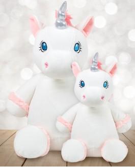 Licorne Blanche Cubby  Jumbo