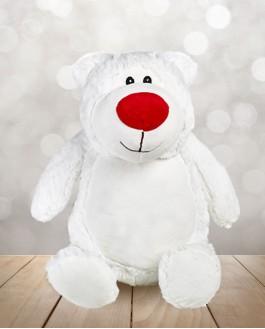 White Cubby Bear