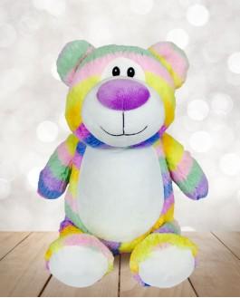 Pastel Cubby bear