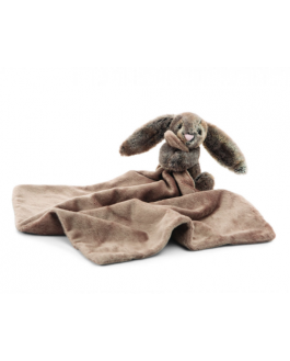 Mini Doudou Lapin Woodland
